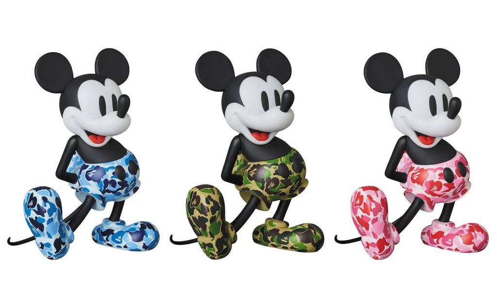 ⑨フィギュア「BE@RBRICK-BAPE-MICKEY-MOUSE」-h3.jpg